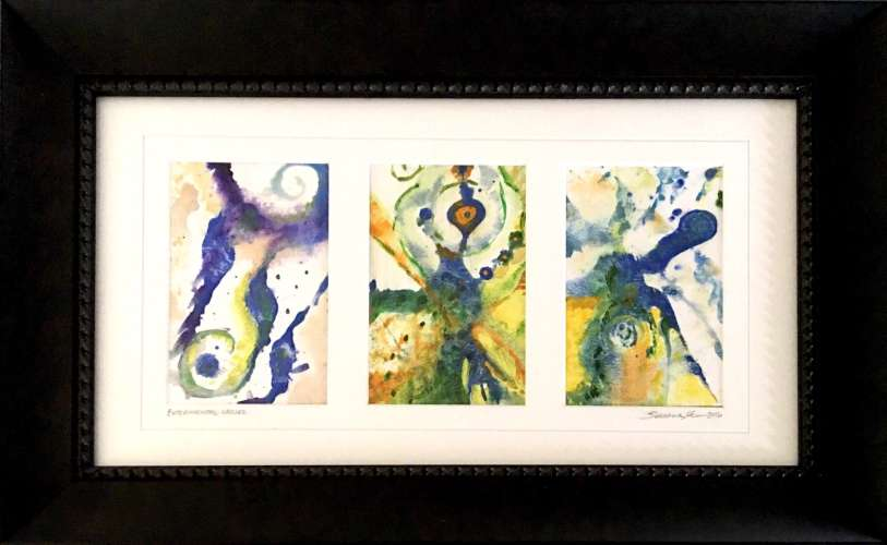 Experimental Series, Watercolour , $$250.0000